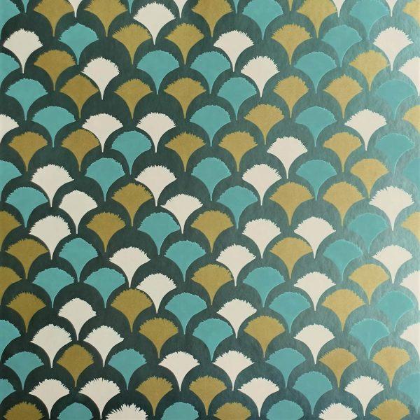 Caliph on Mint Custom Wallpaper