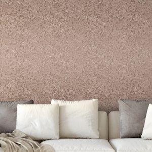 Dado Floral Custom Wallpaper Chic Collection