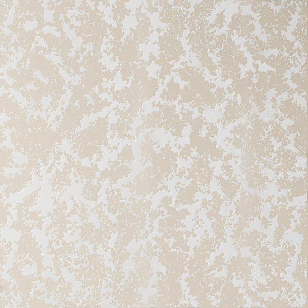 Stucco on Milk Custom Wallpaper