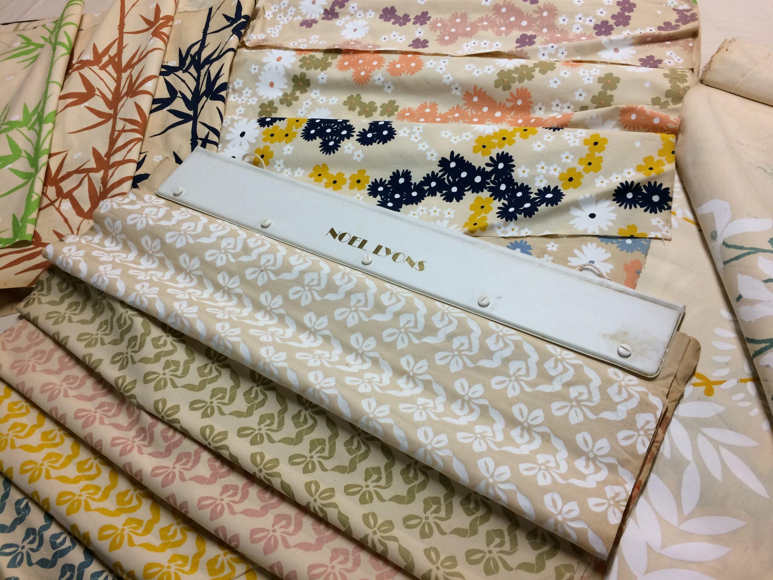 Noel Lyons original fabrics