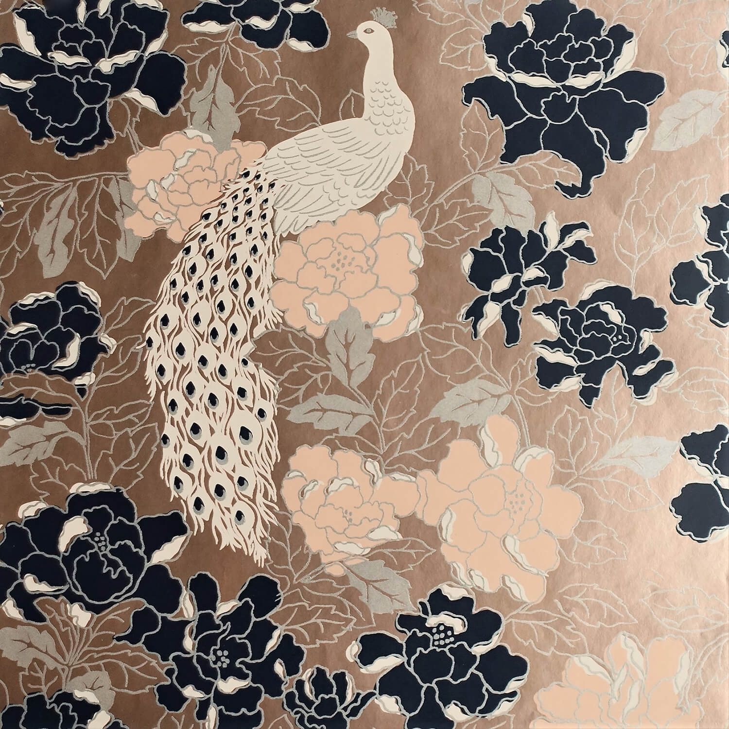 Kismet on Rose Custom Wallpaper