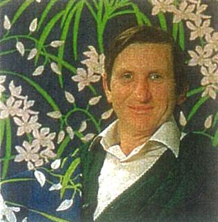 Noel Lyons portrait